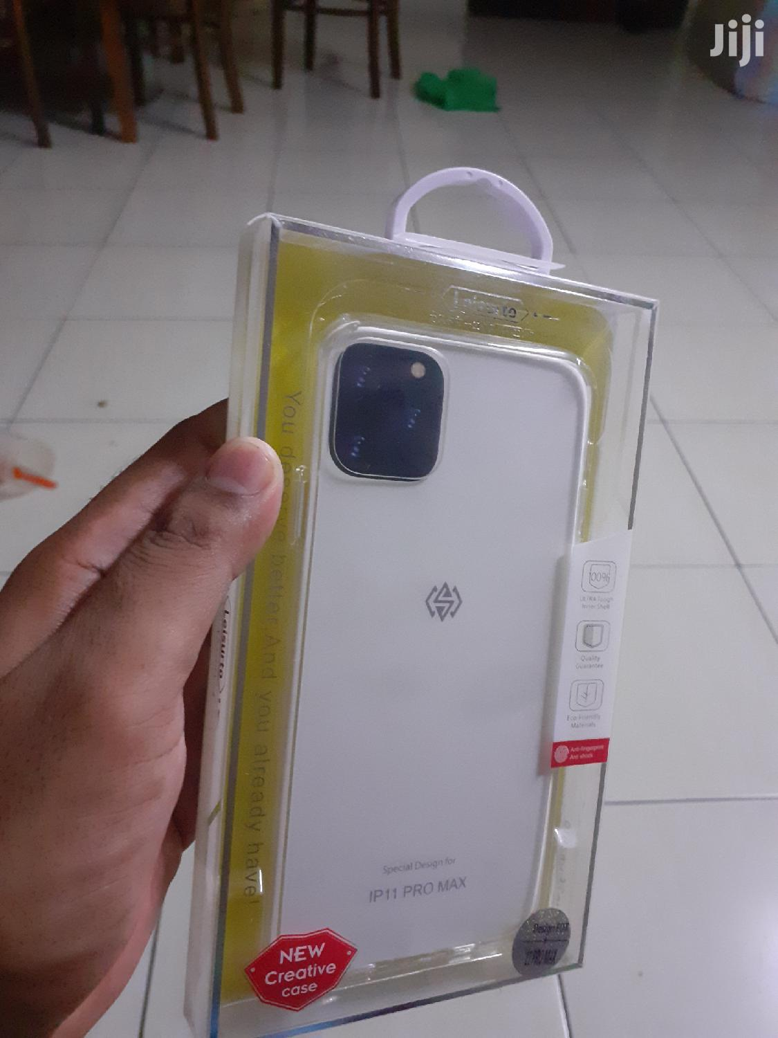Archive: Good Quality Clear Back Cover For iPhone 11 Pro / Pro Max
