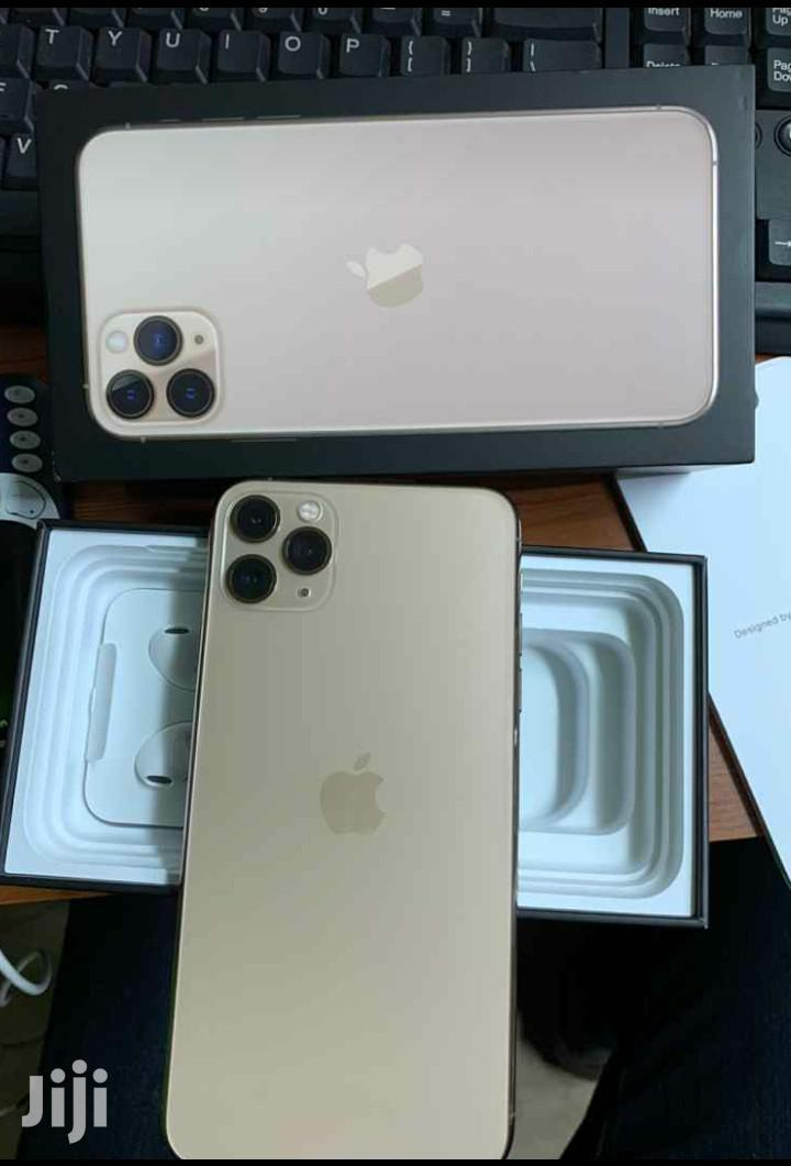 New Apple iPhone 11 Pro Max 512 GB Gold