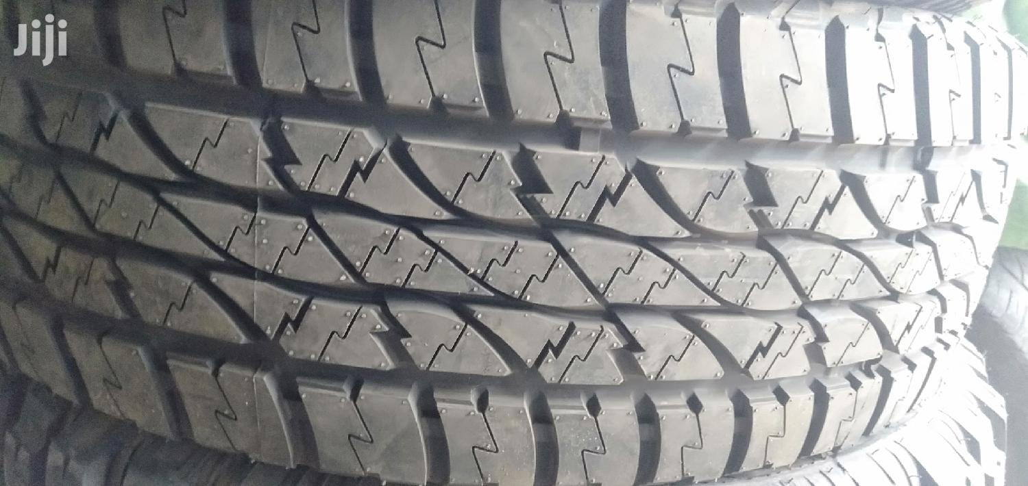 265/65/17 Forceum Tyres Is Made In Indonesia