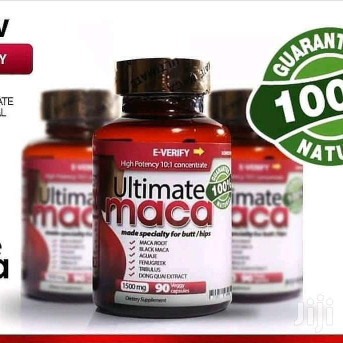 Ultimate Maca Pills in Kenya
