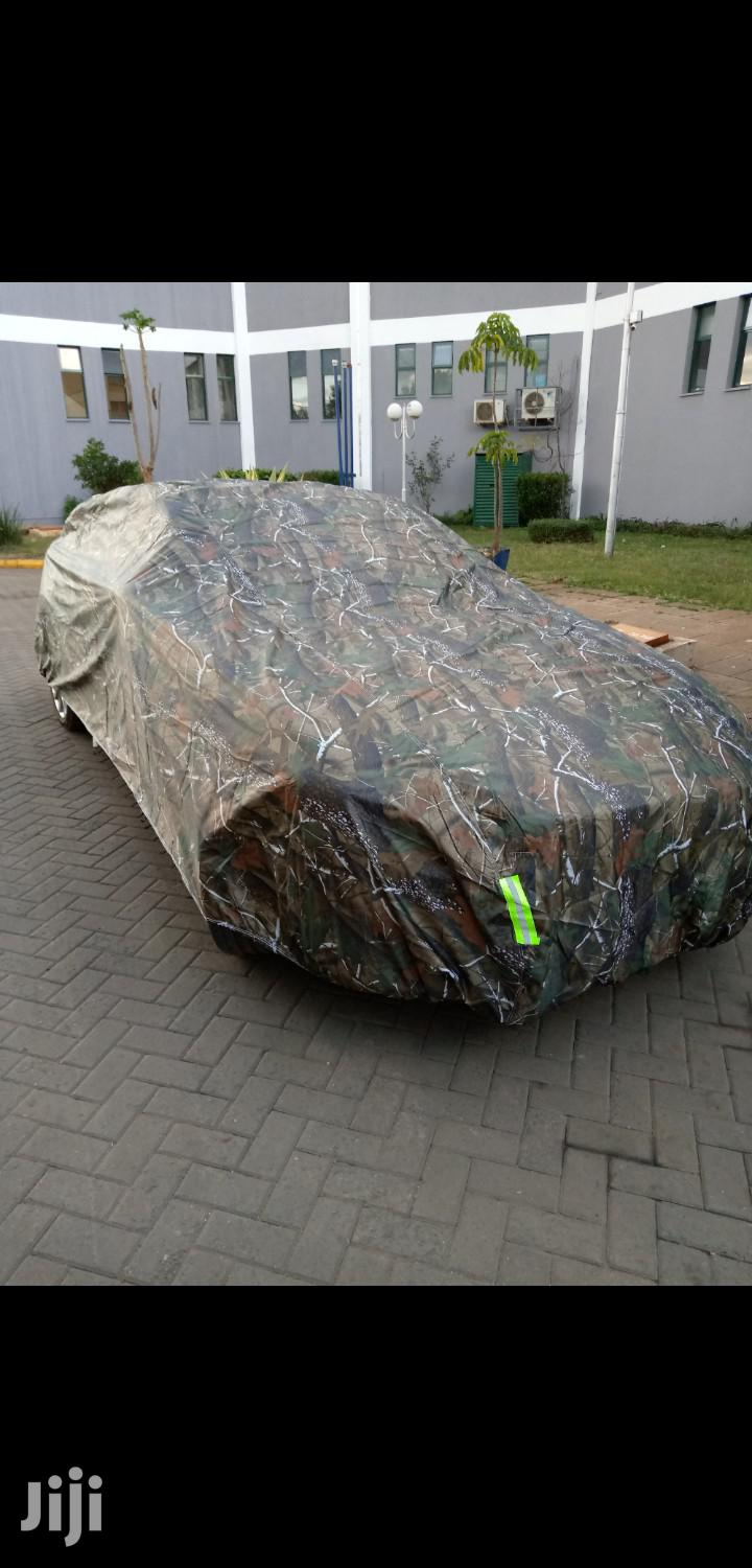Jungle Car Covers