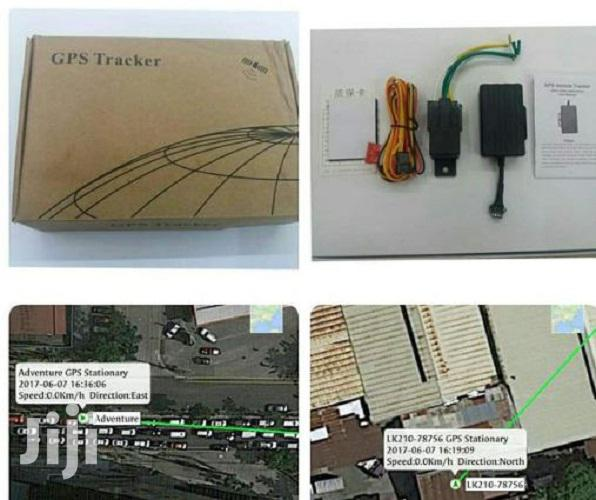 Archive: Gps Tracker System Car Track