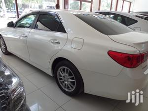 Toyota Mark X 2012 White | Cars for sale in Mombasa, Mvita