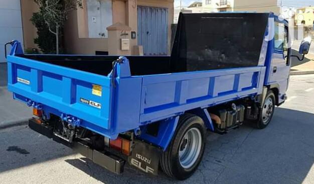 Isuzu ELF Tipper Blue | Trucks & Trailers for sale in Mvita, Mombasa, Kenya