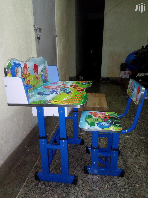 Kids Adjustable Study Desk   Children's Furniture for sale in Nairobi Central, Nairobi, Kenya