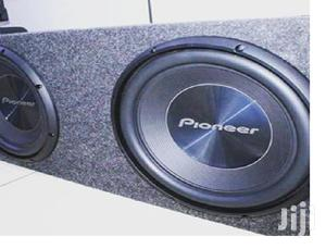 Pionner 1500 Double Coil Subs With Cabinet Plus 2 Sony 6 By 9 S | Vehicle Parts & Accessories for sale in Nairobi, Nairobi Central
