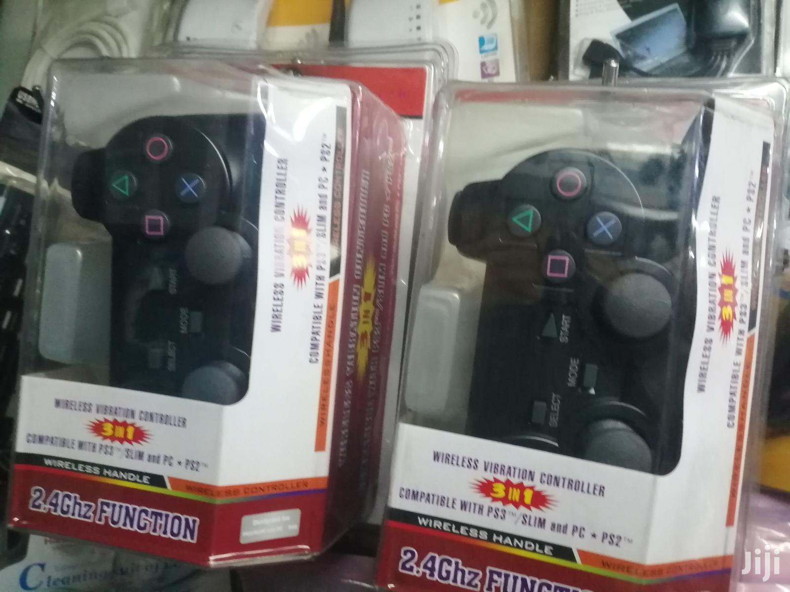 Wireless Gamepads 3 in 1