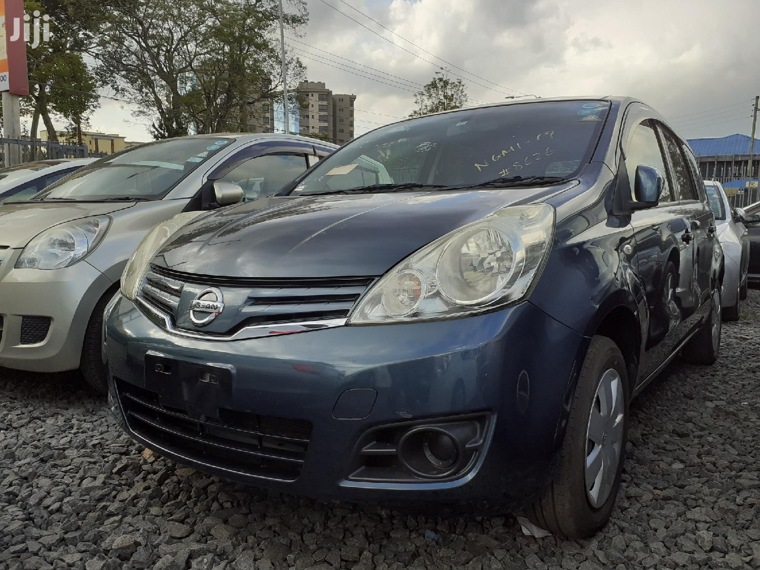 Archive: New Nissan Note 2012 Blue