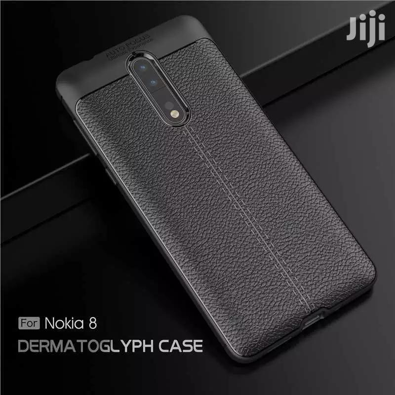 Nokia 8 Cell Tpu Phone Case Cover | Accessories for Mobile Phones & Tablets for sale in Nairobi Central, Nairobi, Kenya