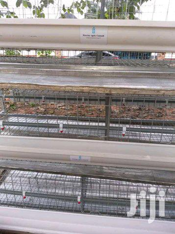 Chicken Cages | Farm Machinery & Equipment for sale in Kasarani, Nairobi, Kenya