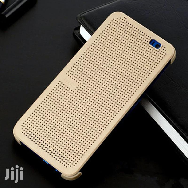 HTC ONE M9 DOT Smart VIEW Case Flip Shell Cover