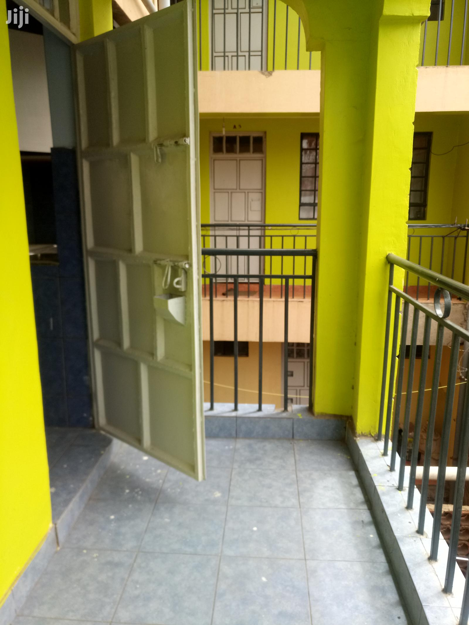Two Bed Roomed House Near Tuskys Supermarket.