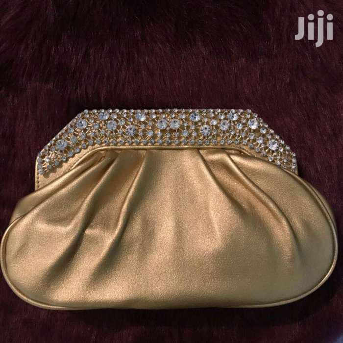 Archive: Gold Clutch