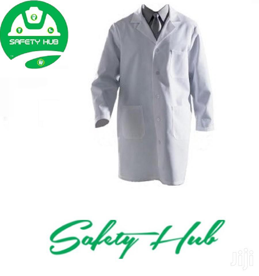 Lab Coats/ White Dust Coats | Medical Equipment for sale in Nairobi Central, Nairobi, Kenya
