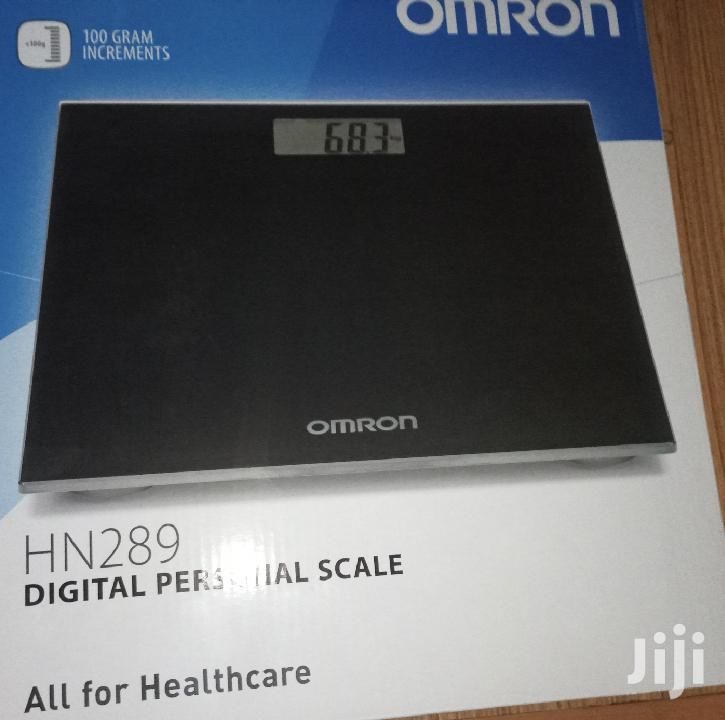 Archive: Omron Digital Floor Type Scale