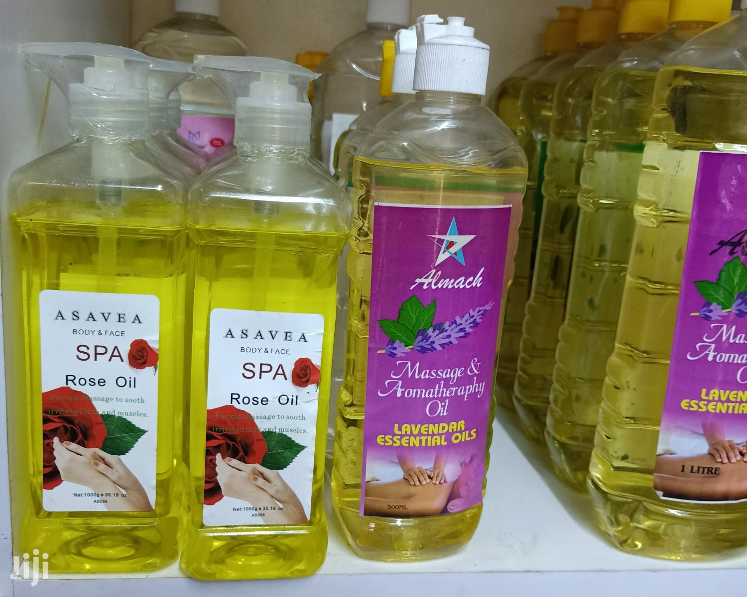 Body And Face Massage Oil