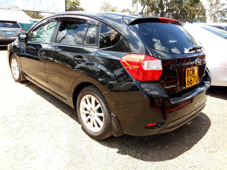 Archive: Subaru Impreza 2012 Black