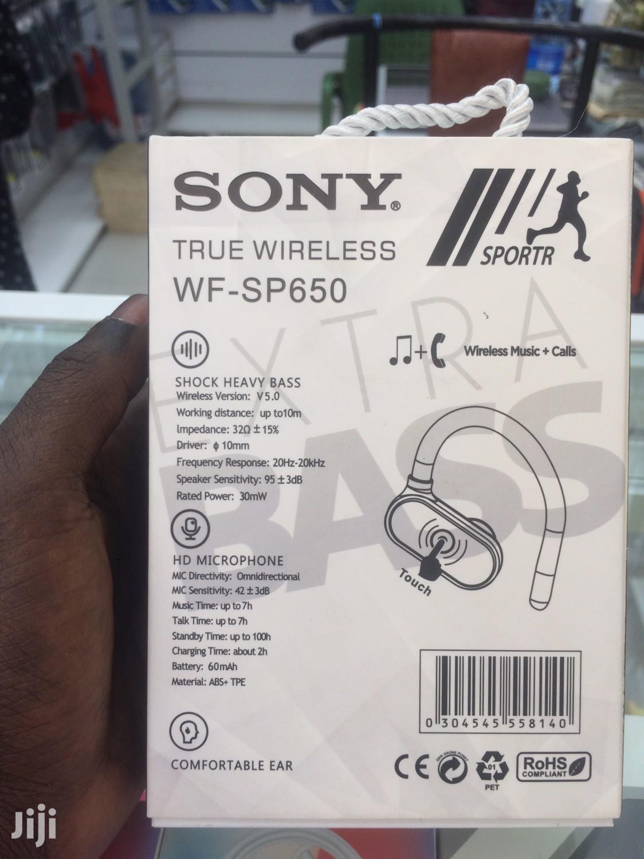 Sony True Wireless Bluetooth Earphones | Headphones for sale in Nairobi Central, Nairobi, Kenya