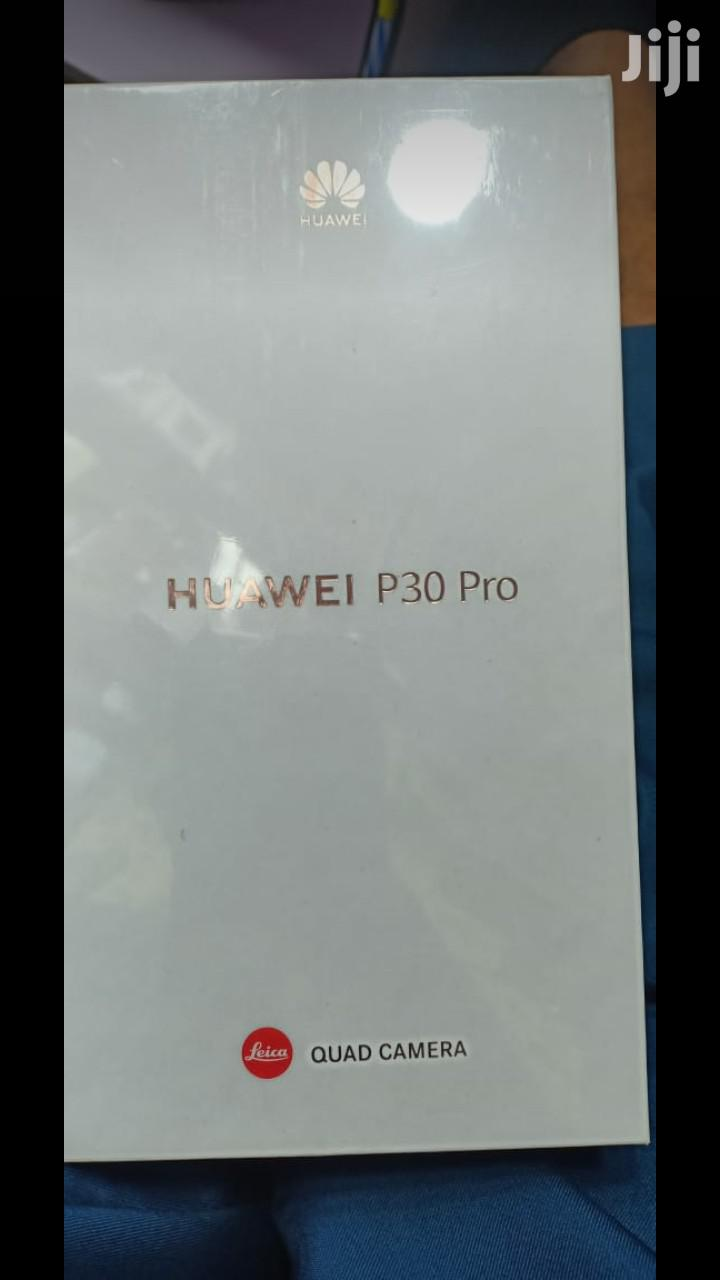 New Huawei P30 Pro 128 GB Blue