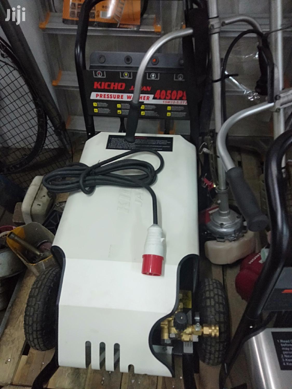Archive: 4050psi Kicho Pressure Washer