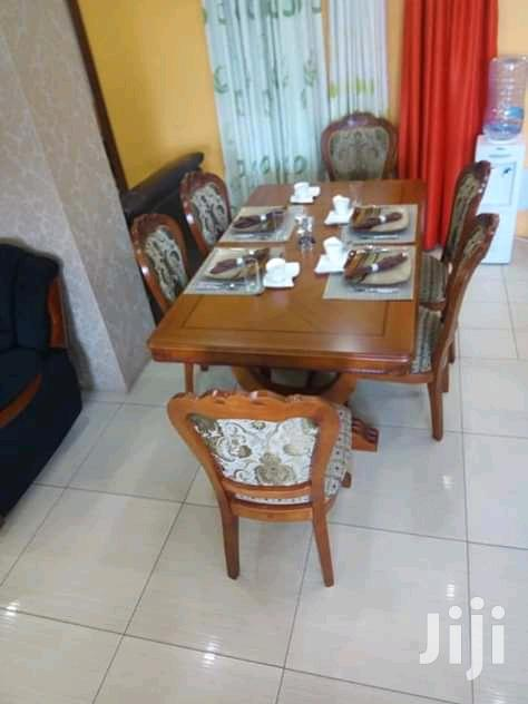 Archive: Dining Set. 6 Seater