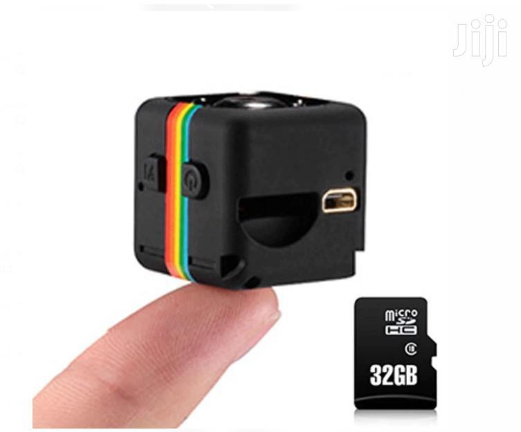 SQ11 Spy Hidden DV DVR Camera Full HD 1080P Mini Car Dash
