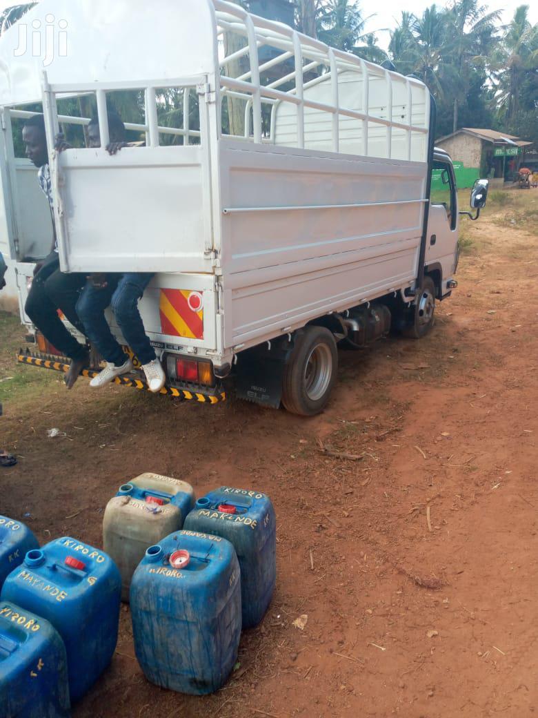 Isuzu ELF Truck 2012 White | Trucks & Trailers for sale in Mvita, Mombasa, Kenya