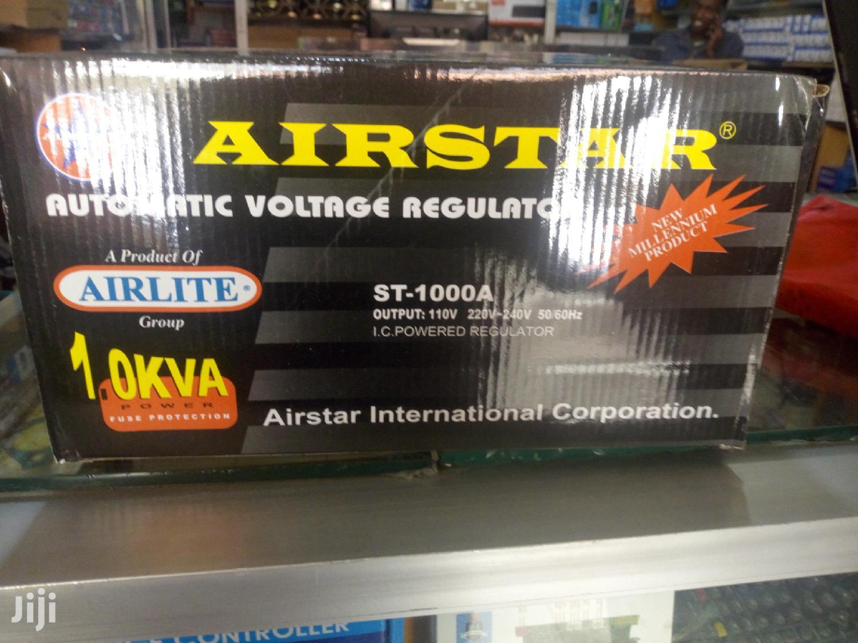 AVR Automatic Voltage Regulator Airstar