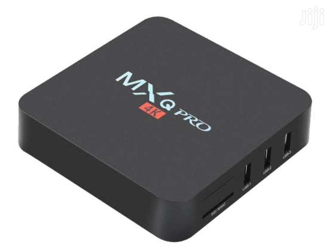Archive: Mxq Pro 4K.