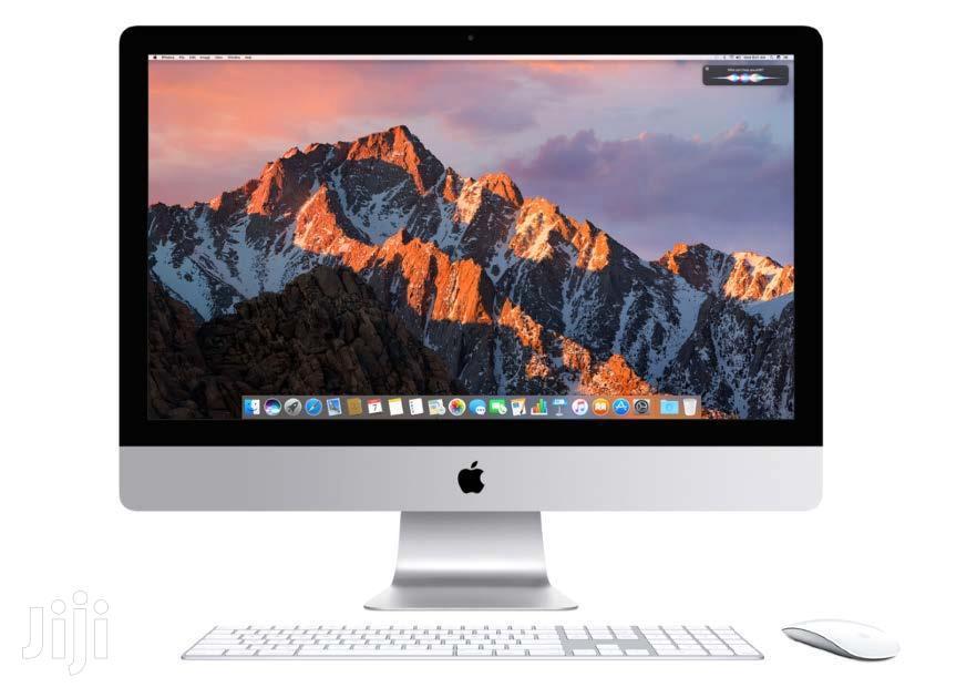 Desktop Computer Apple iMac 4GB Intel Core i5 HDD 500GB   Laptops & Computers for sale in Nairobi Central, Nairobi, Kenya