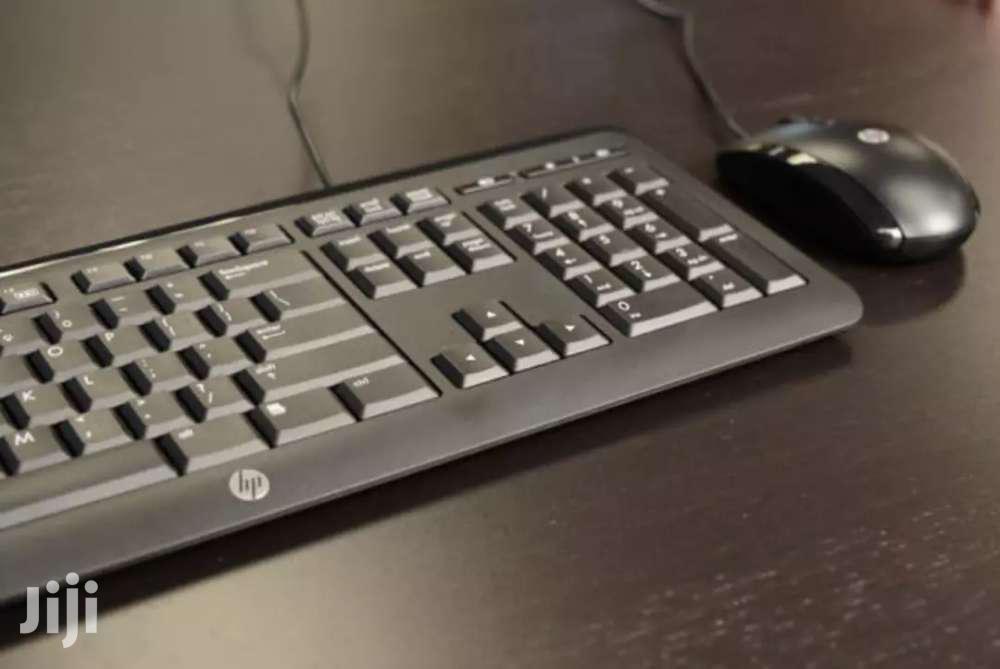 Keyboard & Mouse Combo