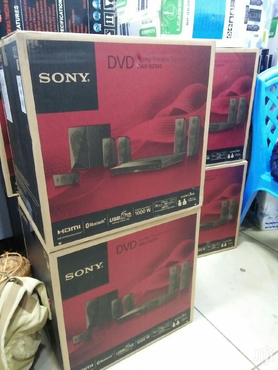 Sony Dz350 Home Theater System