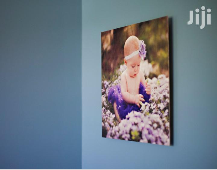 Photo Mounting All Sizes