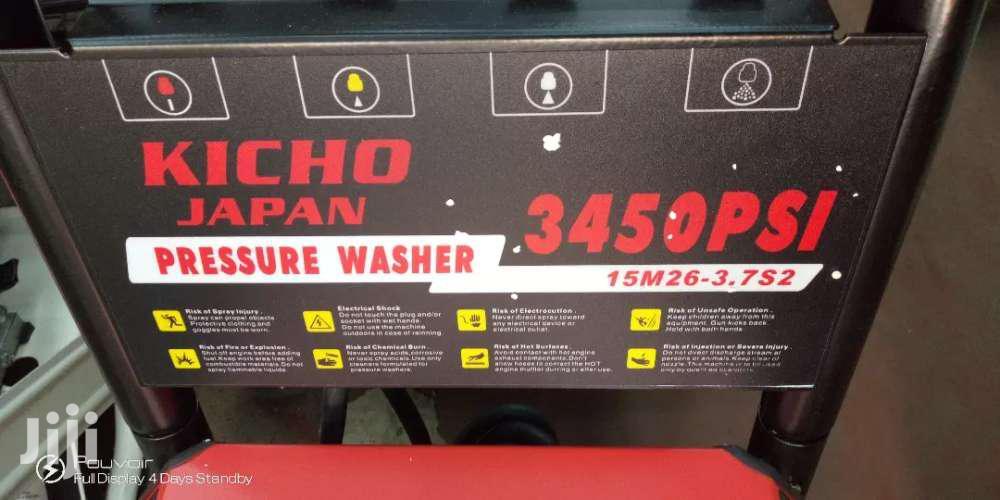 Kicho Car Wash Machine 3450PSI | Vehicle Parts & Accessories for sale in Nairobi Central, Nairobi, Kenya