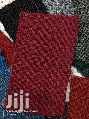 Maroon Delta 4mm Wall To Wall Office Carpet | Home Accessories for sale in Nairobi, Nairobi Central