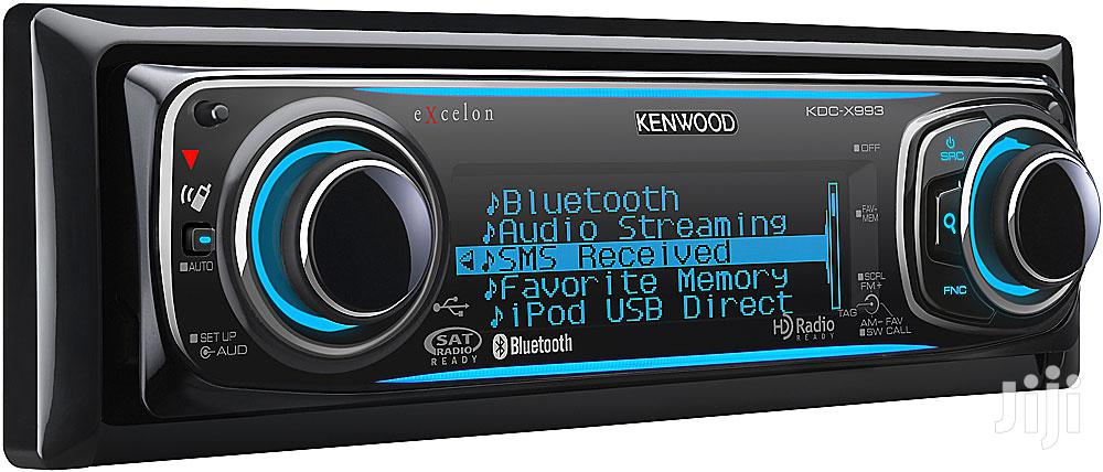 Naj USB Car Radio