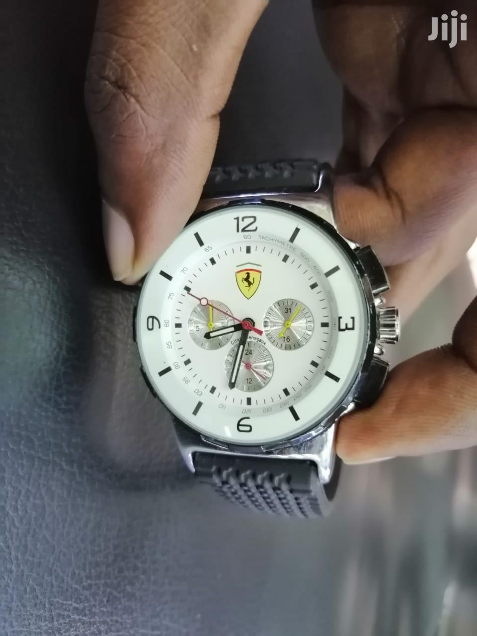 Automatic Ferrari Unique Quality Timepiece