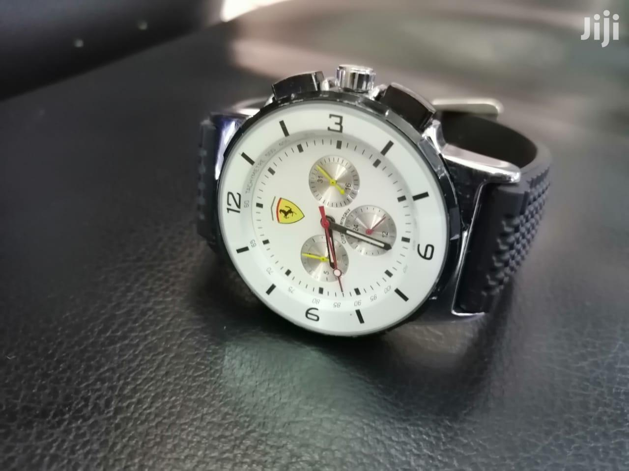Automatic Ferrari Unique Quality Timepiece | Watches for sale in Nairobi Central, Nairobi, Kenya