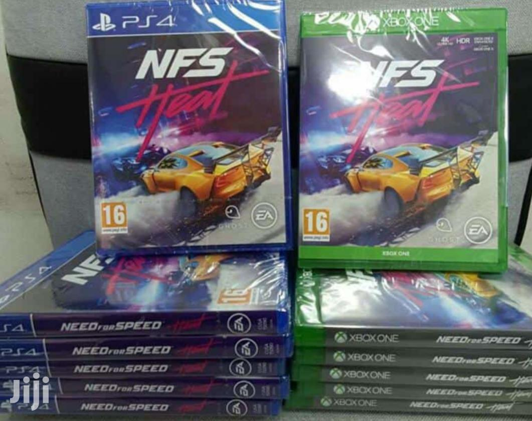 Nfs Heat Ps4 , Need For Speed Ps4