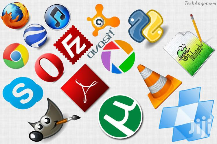 All Software Available