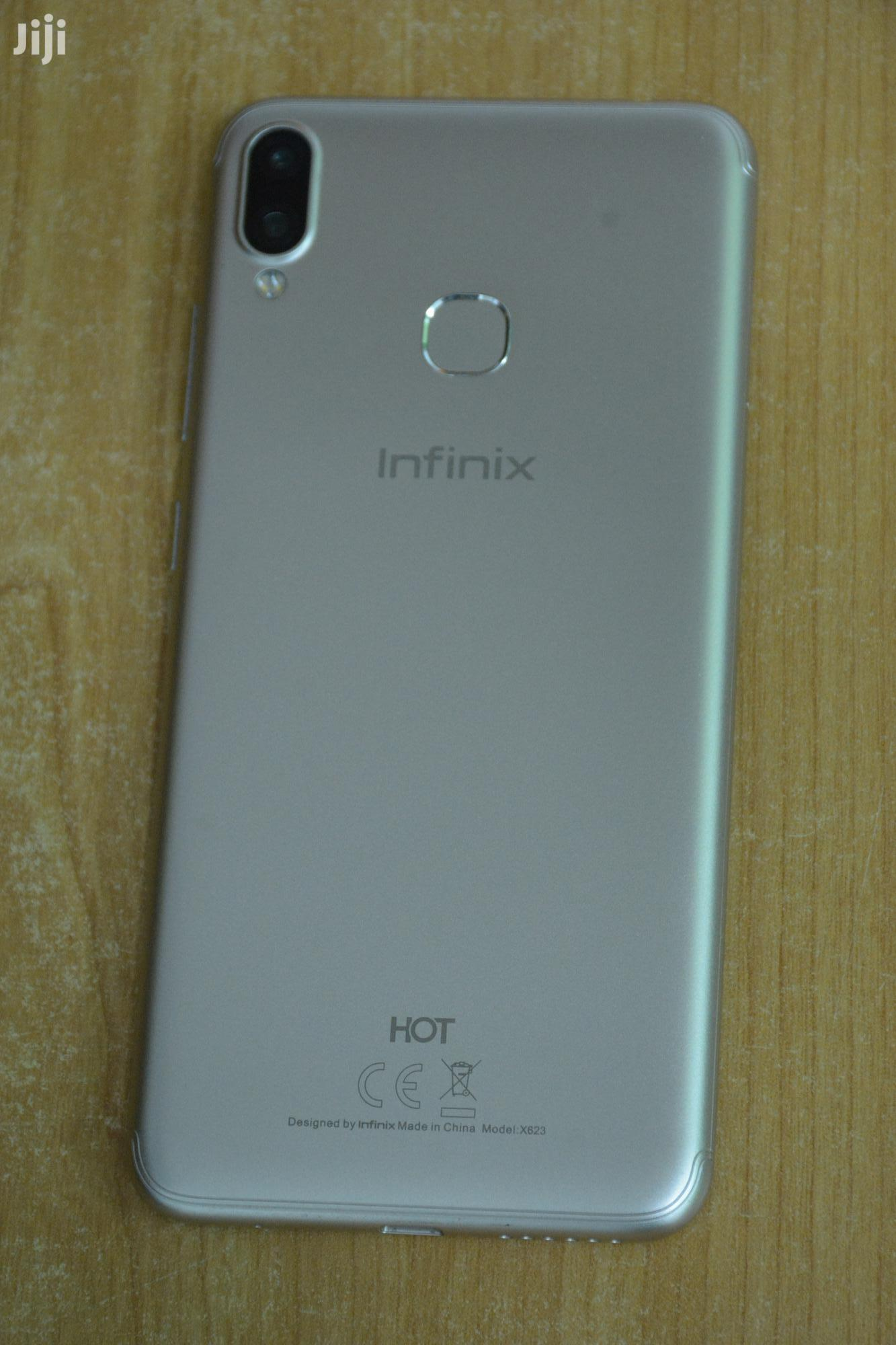Infinix Hot 6X 32 GB Gold | Mobile Phones for sale in Nyali, Mombasa, Kenya
