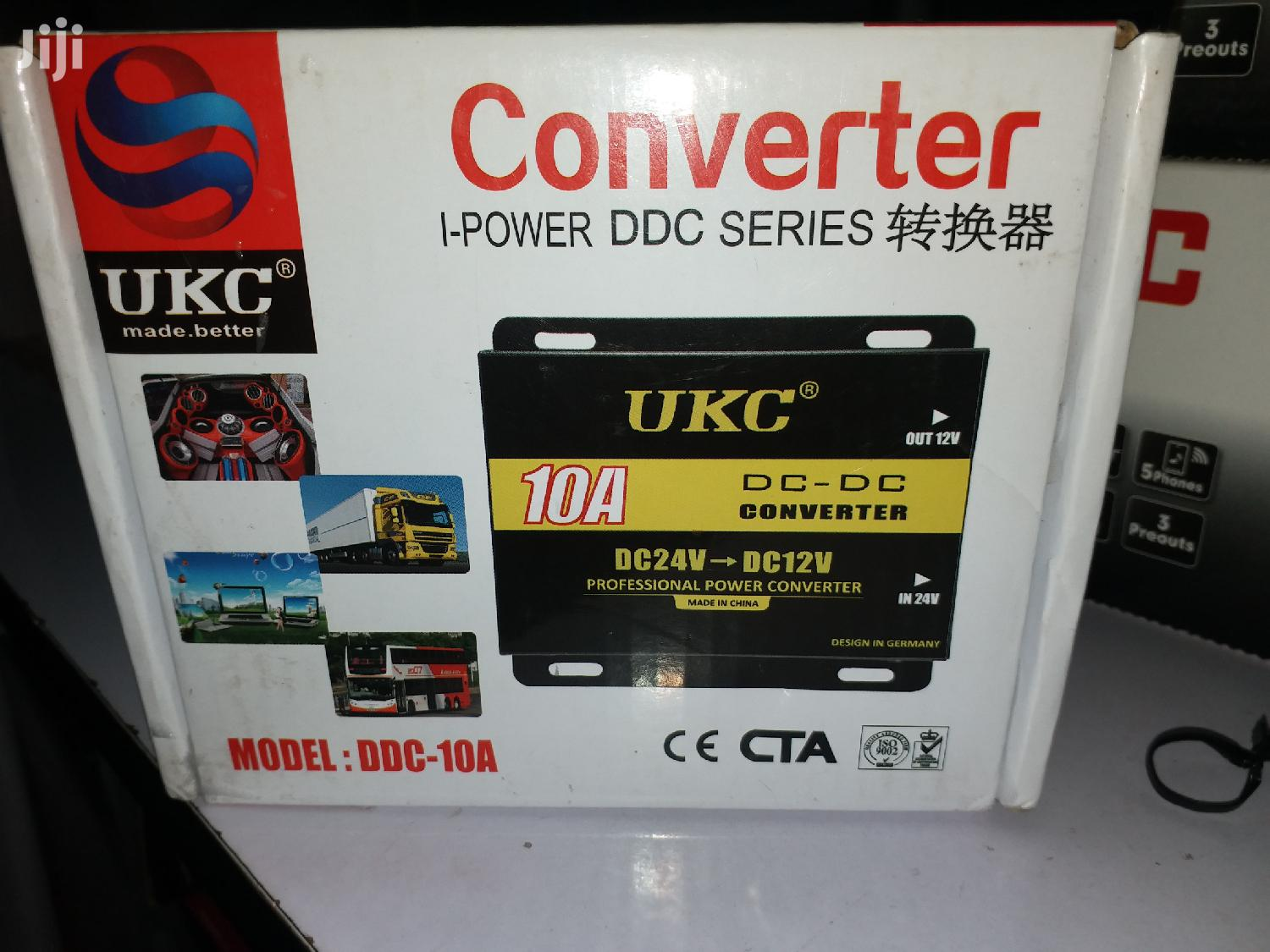 24 Volts To 12 Volts Convert For Lorriers Buses Truck | Vehicle Parts & Accessories for sale in Nairobi Central, Nairobi, Kenya