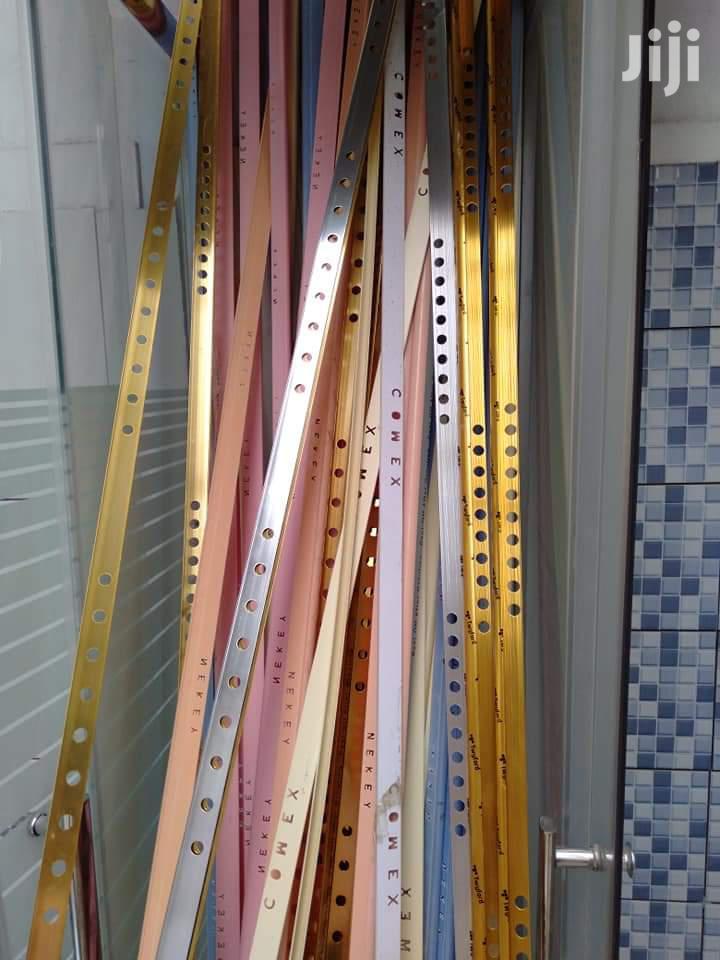PVC And Alluminium Strips