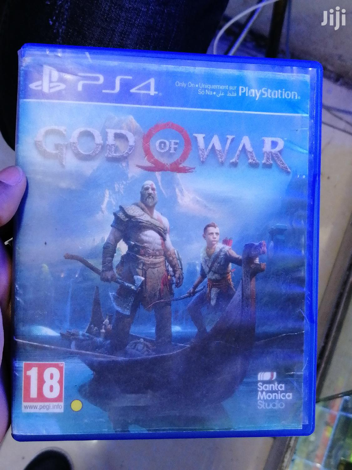 God Of War Used