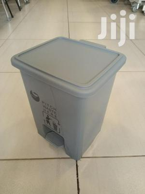 Dustbin Plastic With Pedal 20l and 15l