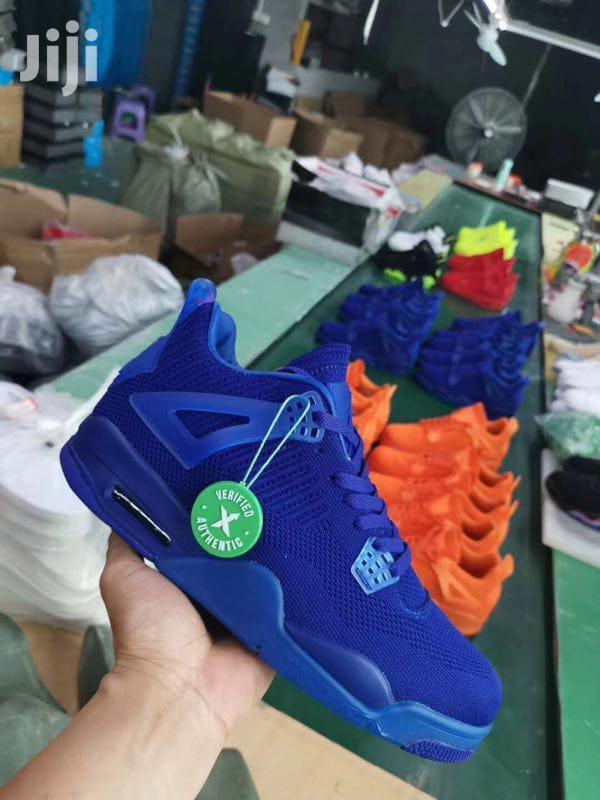 Men Nike Air Jordan Retro Casual Sneakers