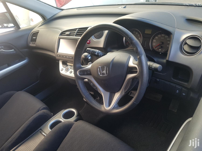 Archive: Honda Stream 2012 Silver