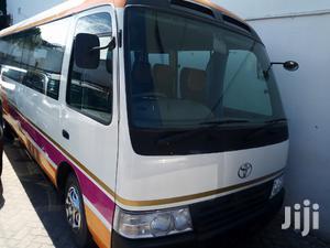 Toyota Coaster 2014 White | Buses & Microbuses for sale in Mombasa, Mvita