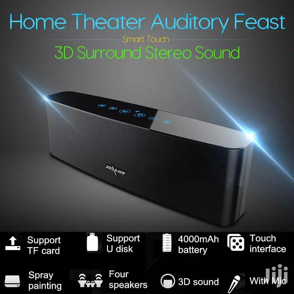 Zealot S12 Surround Stereo Bluetooth Speaker 4 | Audio & Music Equipment for sale in Nairobi Central, Nairobi, Kenya