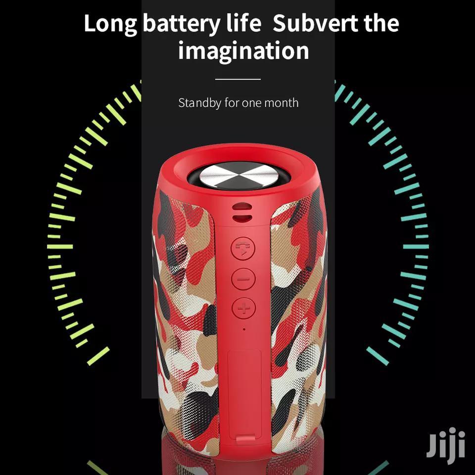 Zealot S32 Bluetooth Speaker Fm Radio Portable Small